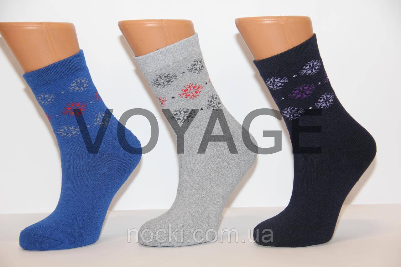 Женские носки махровые тэрмо JNLEP