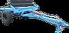 Каток -измельчитель режущий водоналивной гидрофицированный КР-6П-01,