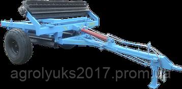 Каток -измельчитель режущий водоналивной гидрофицированный КР-6П-01,, фото 2