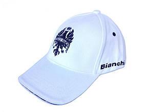 Кепка Bianchi з прапором  України білий