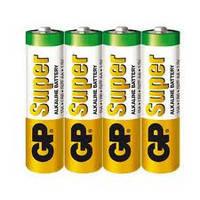 Батарейка GP 24A-S4 Super alkaline LR3 ААA