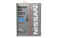 Моторное масло Nissan SN Strong Save X 5W-30 (4л.)