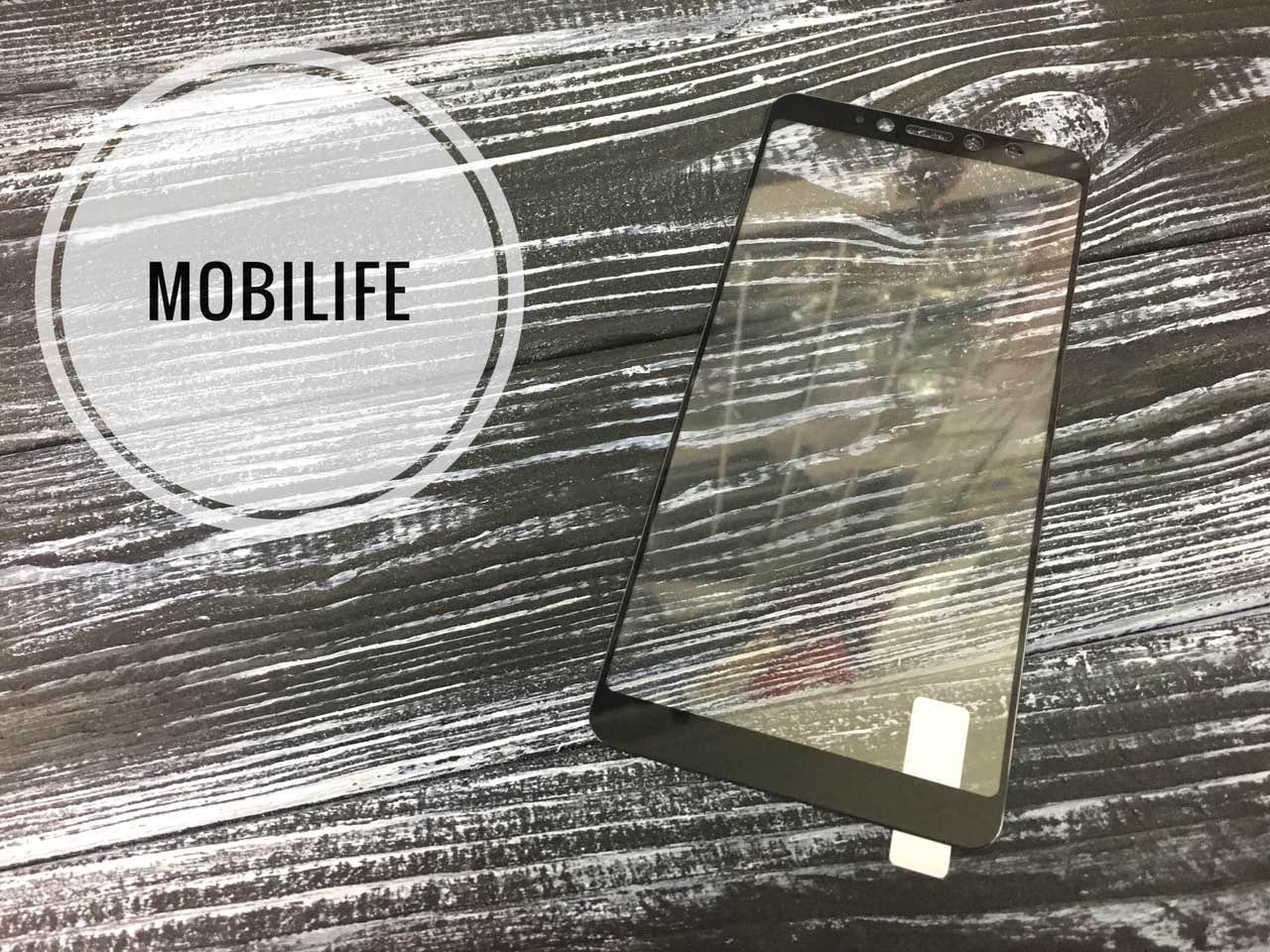 3D стекло Xiaomi Redmi S2,Y2 (На весь Экран) black