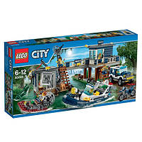 Купить Лего Сити 60069 Участок новой лесной полиции | Lego 60069