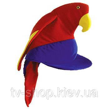 Шапка Попугай