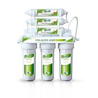 Лечебно-оздоровительная система очистки и подготовки воды Vital Block Pro