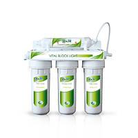 Лечебно-оздоровительная система очистки и подготовки воды Vital Block Light