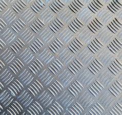 Лист алюминиевый рифленый 1,0х1000х2000 мм 1050 Н244