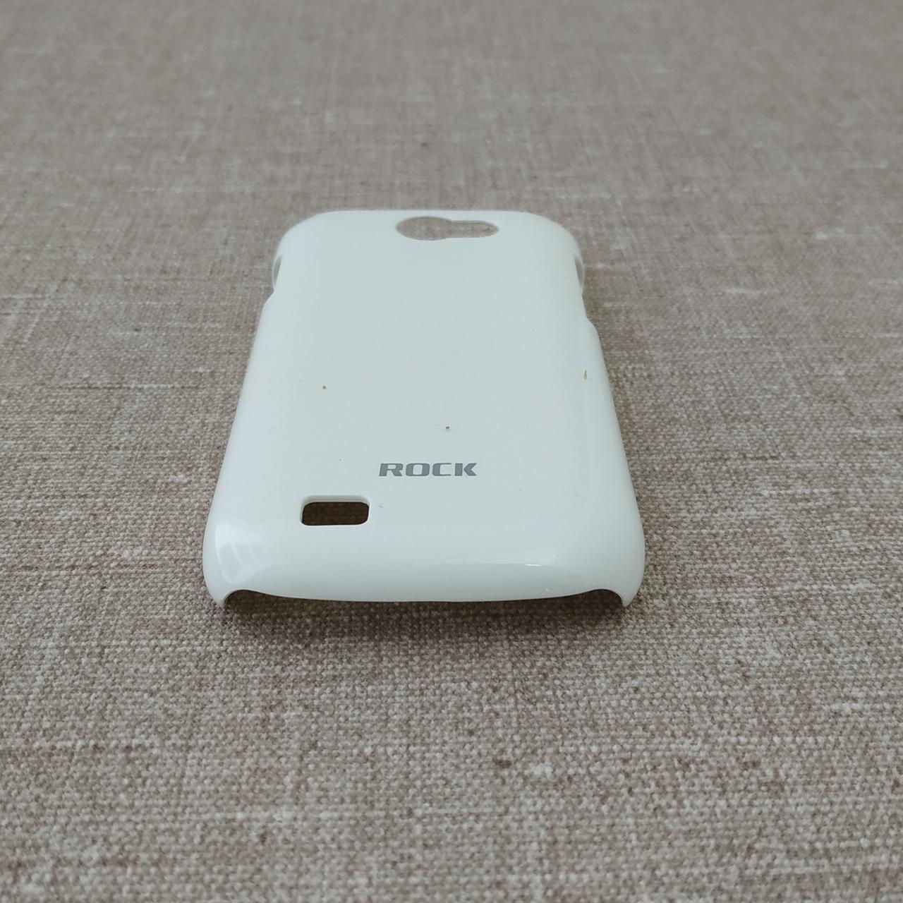 ROCK Color-ful Samsung i8150 Galaxy W white Для телефона
