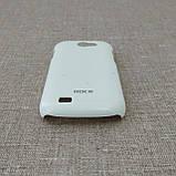 Накладка ROCK Color-ful Samsung i8150 Galaxy W [+пленка] white EAN/UPC: 695029065294, фото 3