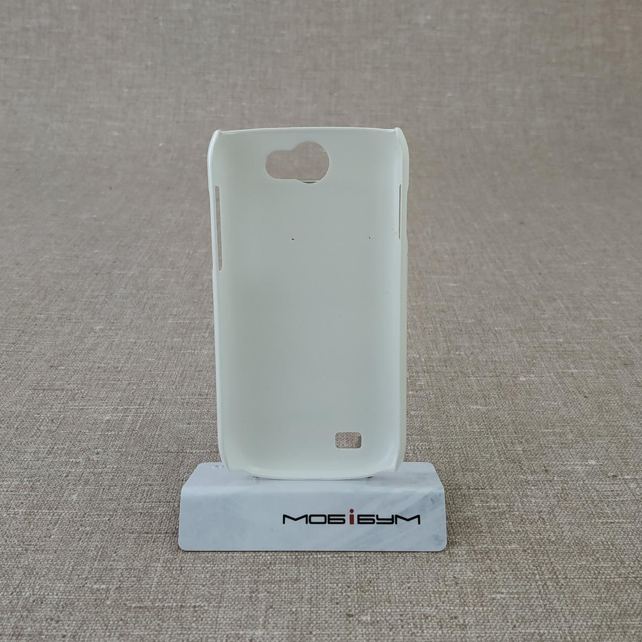 ROCK Color-ful Samsung i8150 Galaxy W white