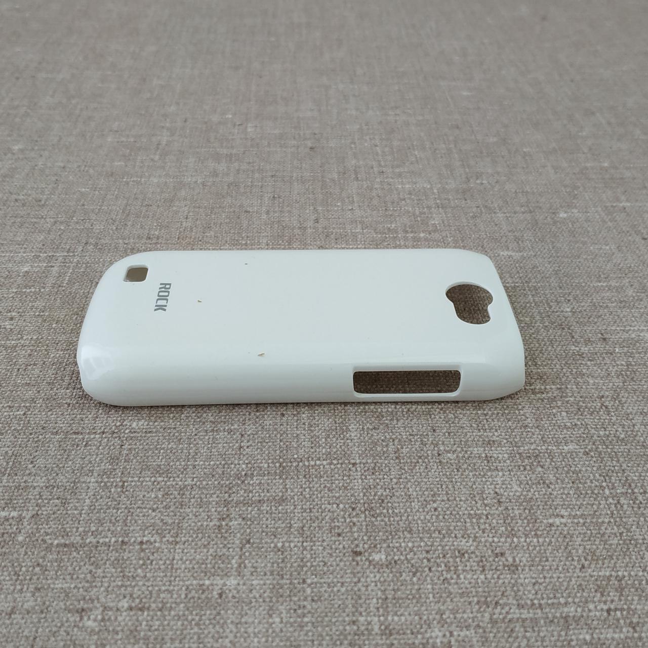 ROCK Color-ful Samsung i8150 Galaxy W white Для телефона Rock
