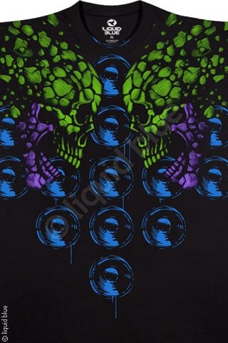 Футболка Liquid Blue SONIC HEADS