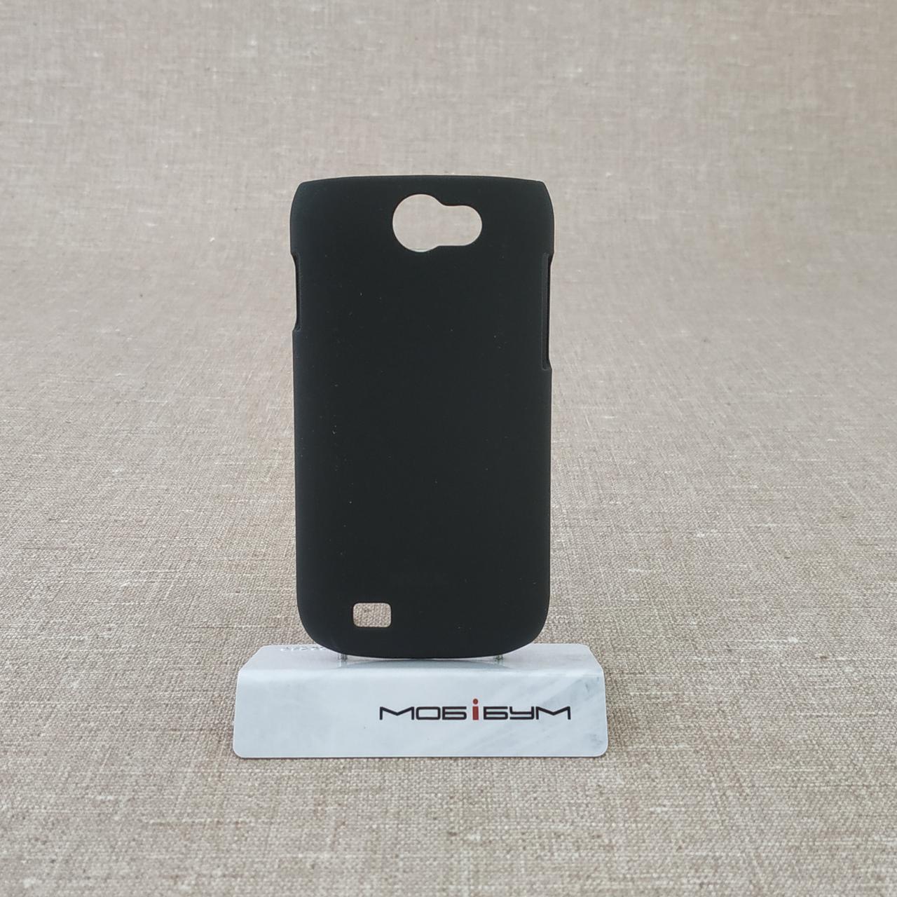Накладка ROCK NakedShell Samsung i8150 [+пленка] black EAN/UPC: 695029064265
