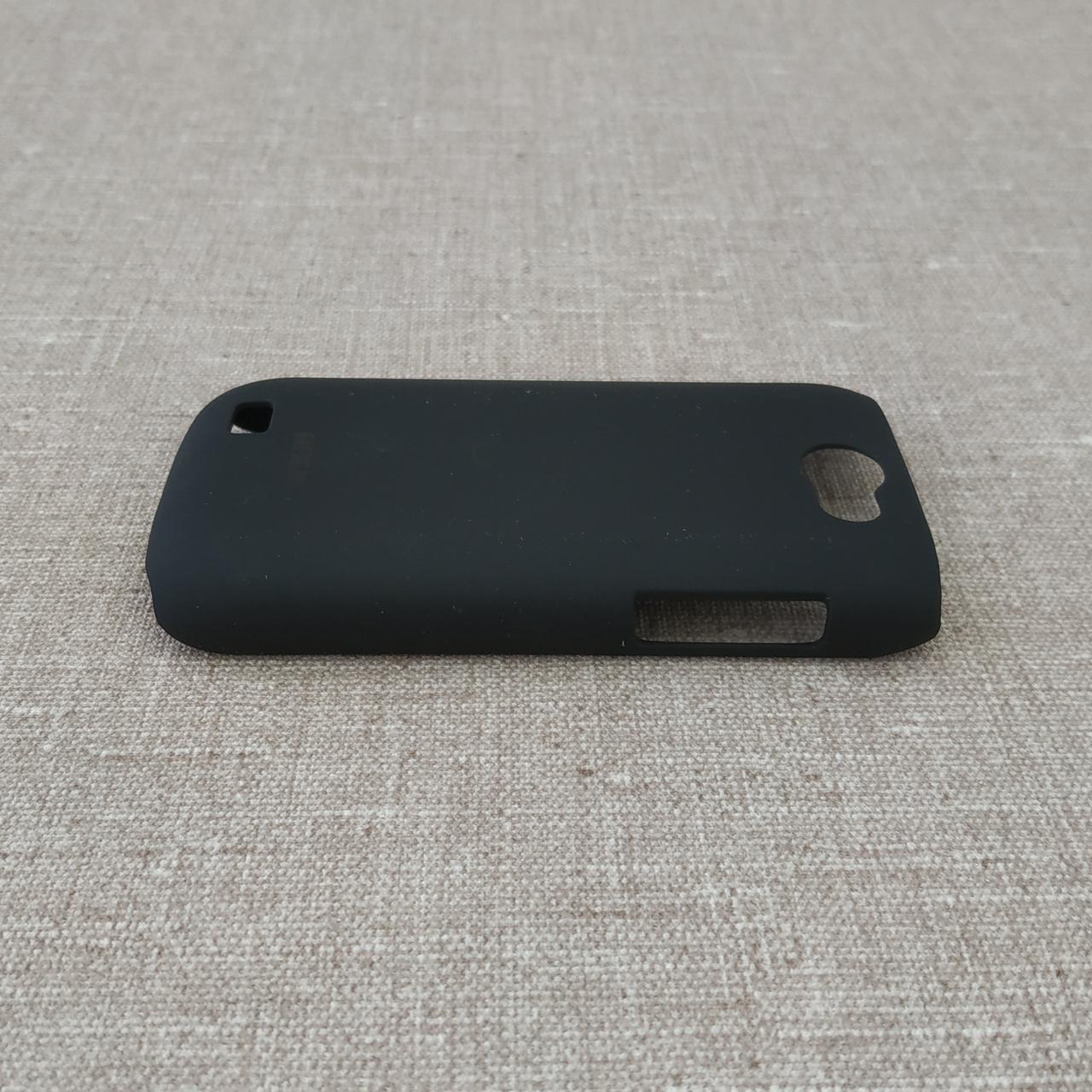 Чехлы для Galaxy других серий ROCK NakedShell Samsung i8150 black Для телефона W
