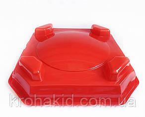 Арена для BeyBlade с ловушками 40 см (красная) , фото 2