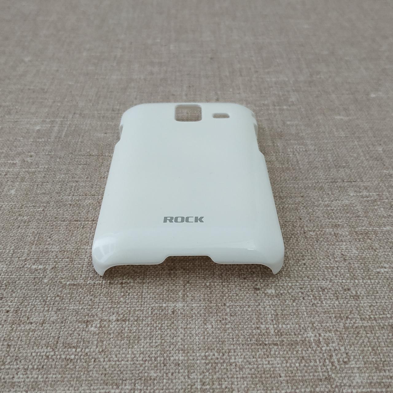 ROCK Color-ful Samsung S7250 white Galaxy S7 Для телефона Rock