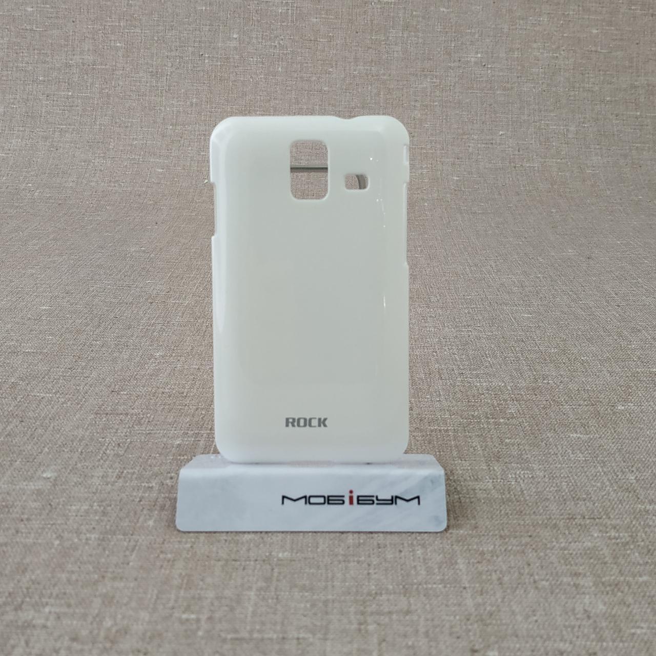 Накладка ROCK Color-ful Samsung S7250 [+пленка] white EAN/UPC: 695029065396