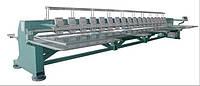 Вышивальная машина 18-гол. 12-цв. для вышивки на фатине с полем вышивки 400х1500мм