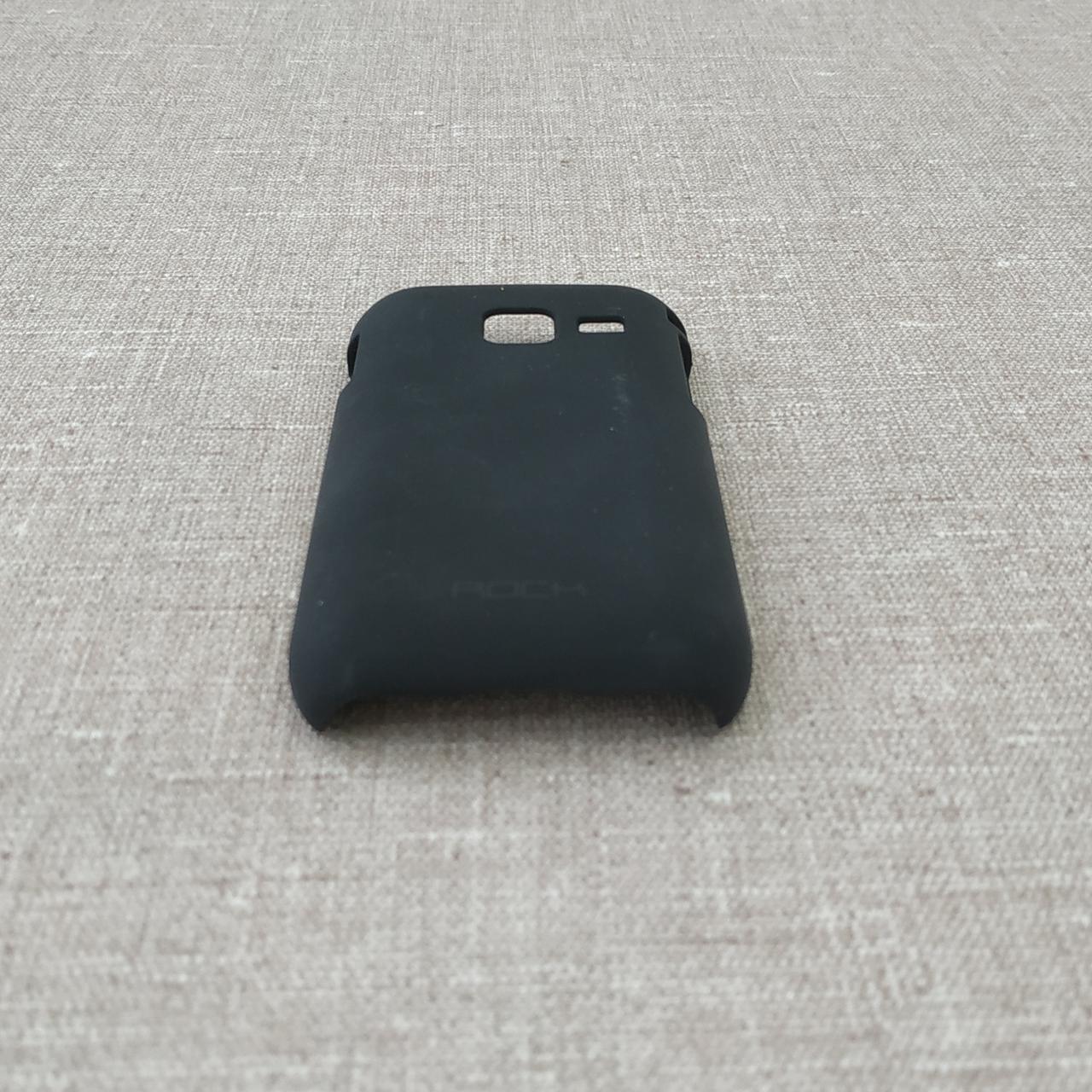 Накладка ROCK NakedShell Samsung S5380 black