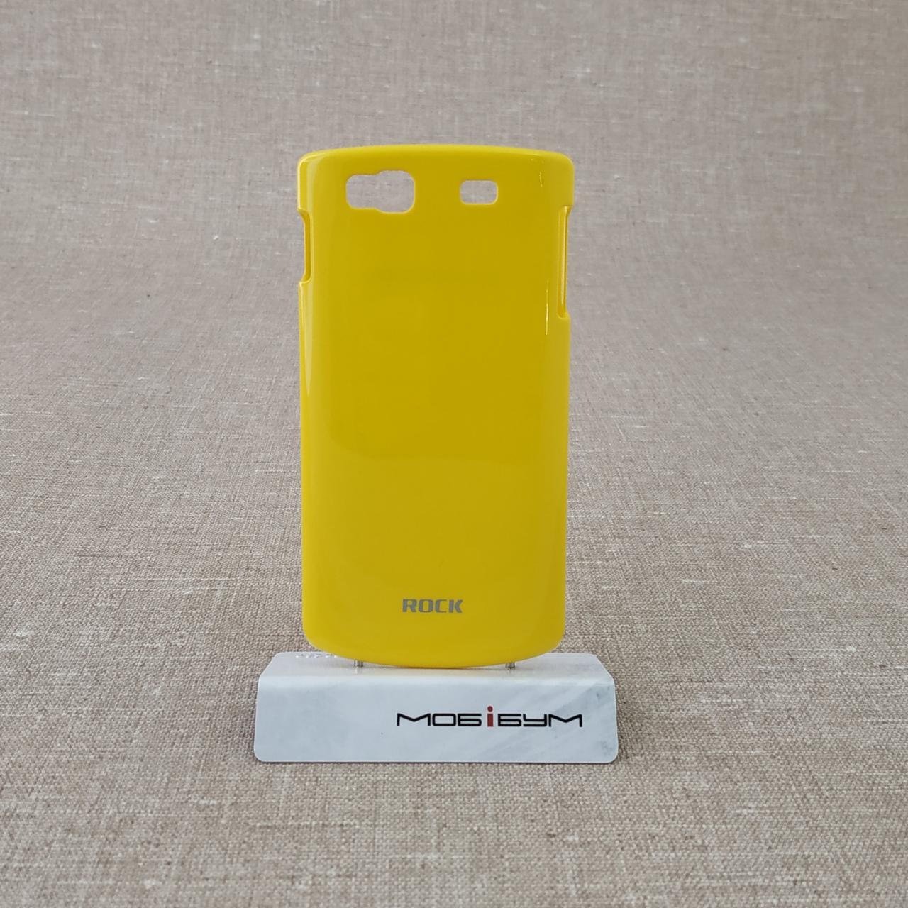 Накладка ROCK Color-ful Samsung S8600 [+пленка] yellow EAN/UPC: 695029065355