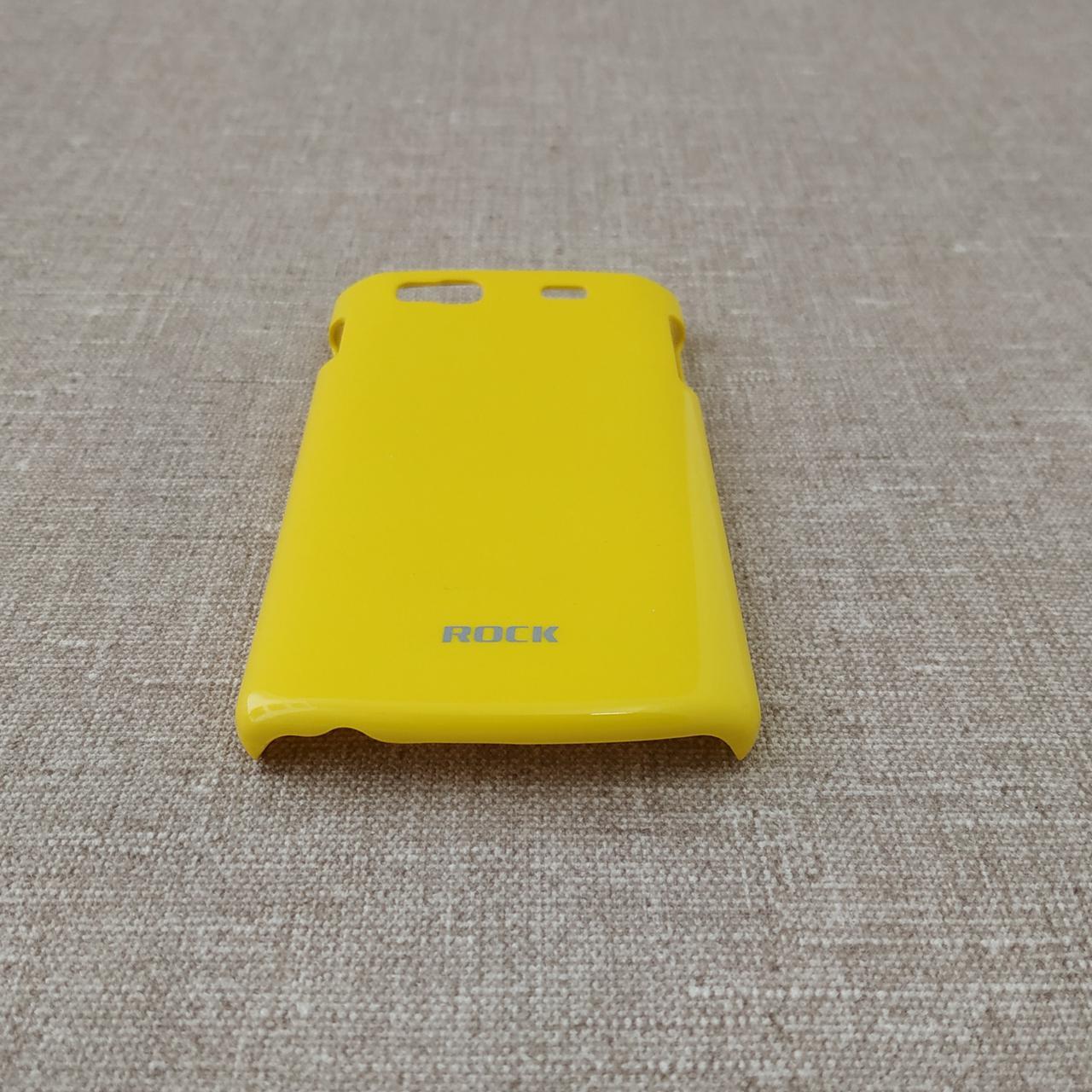 Накладка ROCK Color-ful Samsung S8600 yellow
