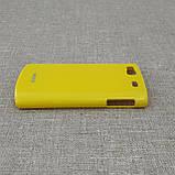 Накладка ROCK Color-ful Samsung S8600 [+пленка] yellow EAN/UPC: 695029065355, фото 4