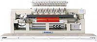 12-головочный, 4-цветный автомат - для вышивания на рулонных тканях