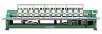 """Вышивальная машина RPED-TS – серия специальных -12-гол. для объёмной вышивки (""""тафтинг"""")"""