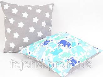 Детская хлопковая подушка