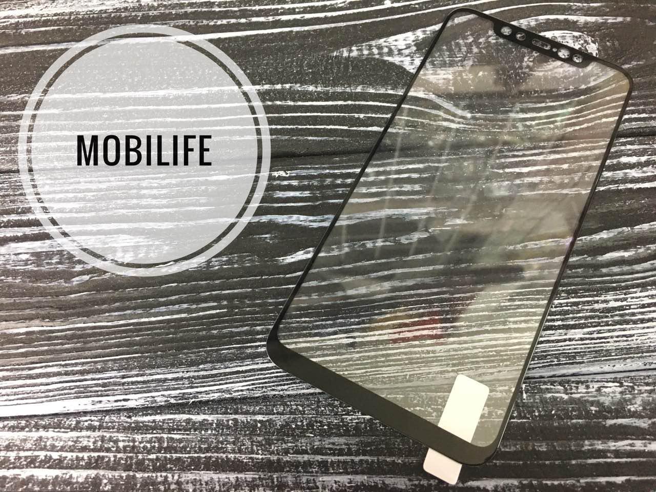3D стекло Xiaomi Mi8 black