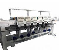 VELLES VE 1506H-W Промышленная 6-ти головочная 15-ти цветная вышивальная машина
