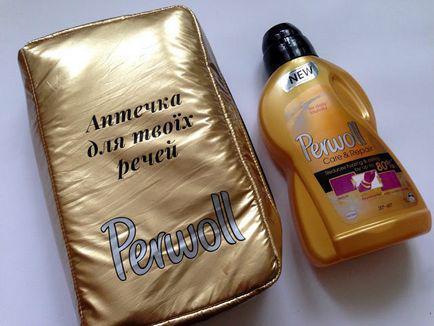 Perwoll -Гель для стирки Perwoll Care & Repair /3л/Оригинал из Венгрии!
