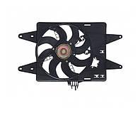 Вентилятор радиатора Fiat Doblo 2001- 1.9D