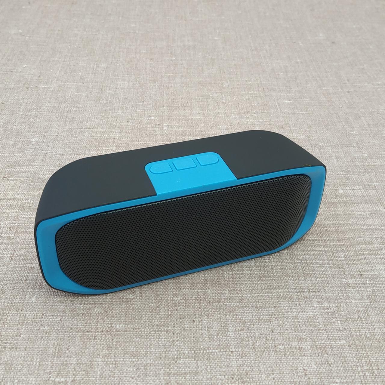 Портативная акустика bluetooth G5 blue