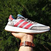 Мужские кроссовки Adidas Iniki Runner (ТОП РЕПЛИКА ААА+), фото 1
