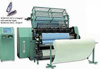 Многоигольная стегальная машина RICHPEACE RPQD-RL-943 - 3-х рядная . Ширина стегания 2450мм.