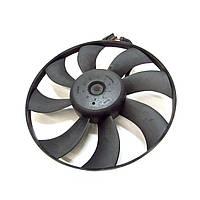 Вентилятор радиатора Volkswagen Fox 1.4TDI (диаметр 385мм) 250*60W AC+