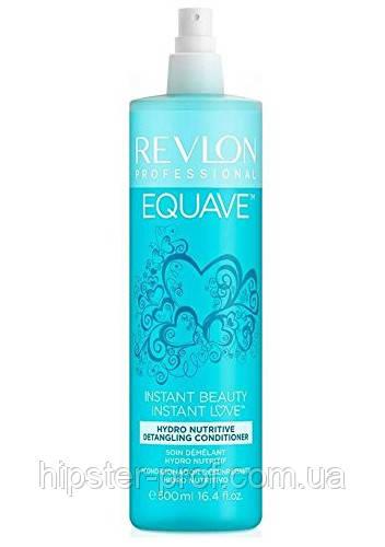 Кондиционер для волос Revlon Professional Equave 2 Phase Hydronutritive Conditionner 500 ml