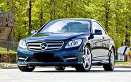 Диски и шины на Mercedes Benz CL-Class W 216