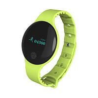 Фитнес-браслет Smart Noisy Bracelet 2018 Зеленый (hub_TJF454545)
