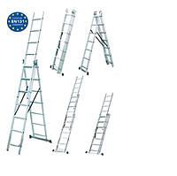 Werk Универсальная лестница Werk LZ3212B (3х12)