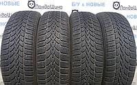 Зимние шины б/у 195/65 R15 DUNLOP WinterResponse-2. 7 мм. комплект 4 шт