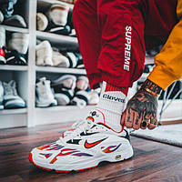 Мужские кроссовки Nike ZM STRK Spectrum PLS Supreme White ( Реплика )