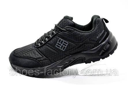 Мужские кроссовки в стиле Columbia Waterproof, Black\Gray (Firecamp 2), фото 2