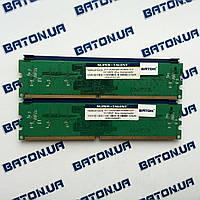Игровая оперативная память Super Talent DDR2 1Gb+1Gb 800MHz PC2 6400U CL5 (T800UA1GC5), фото 1
