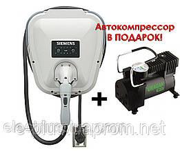 Электрическая зарядная станция Siemens WB140 5TT3201-1KK37 + Автокомпрессор В Подарок!