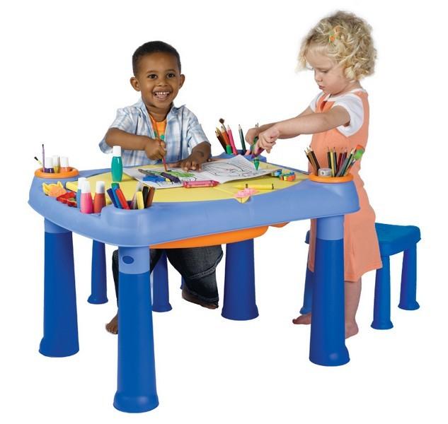Детский столик для творчества Креатив Keter