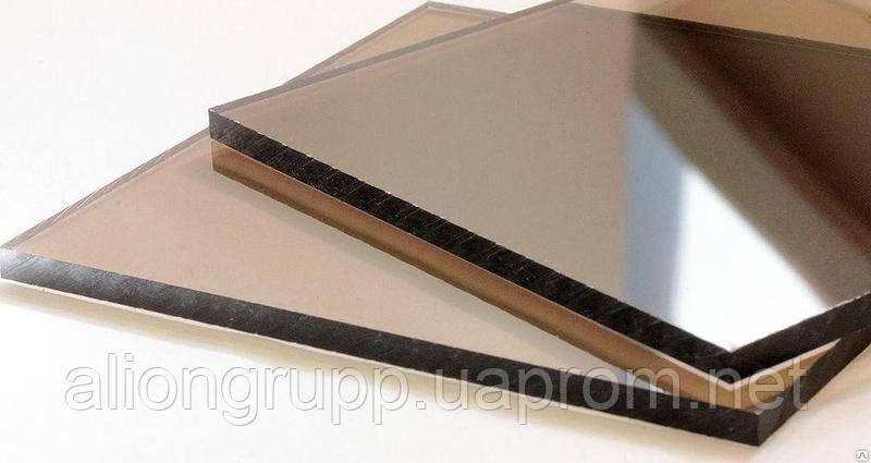 Moнолитный поликарбонат ТМ SOTON 2 mm