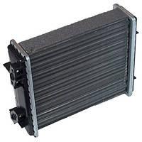 Радиатор печки ВАЗ 2101, 2102, 2103, 2106 алюминиевый узкий ДМЗ